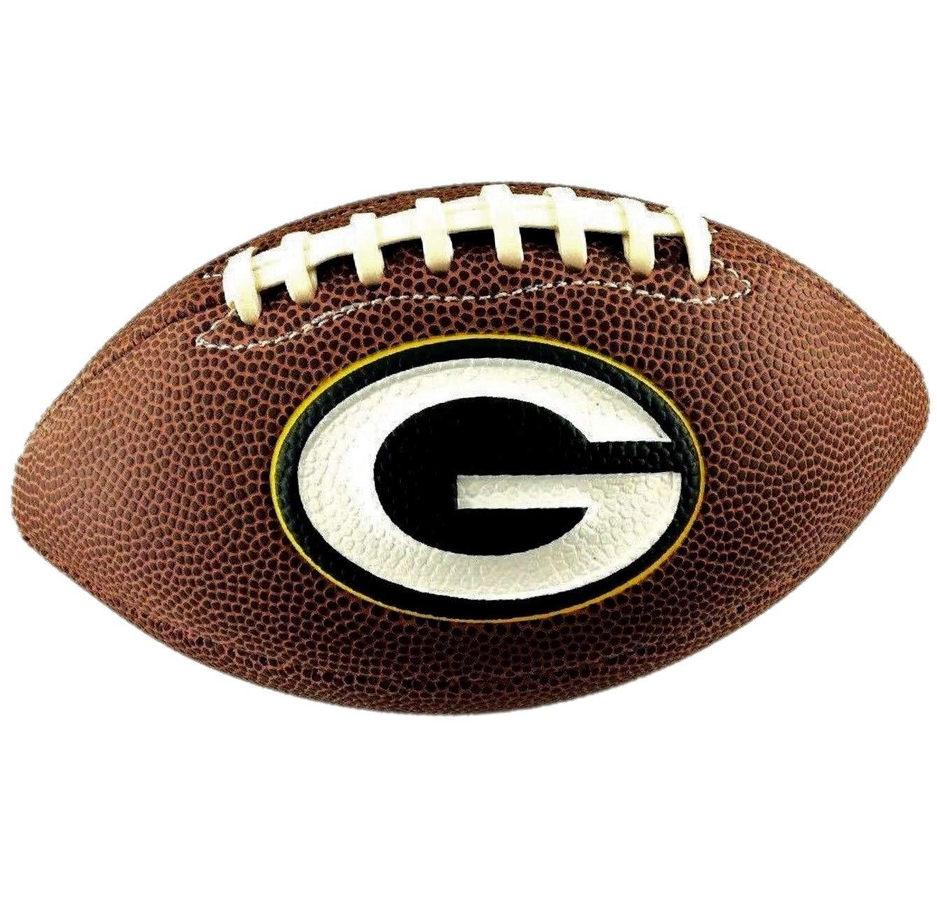 Jarden Sport NFLチームロゴ ミニサイズ フットボール グリーンベイパッカーズ B07HKR2Q6N