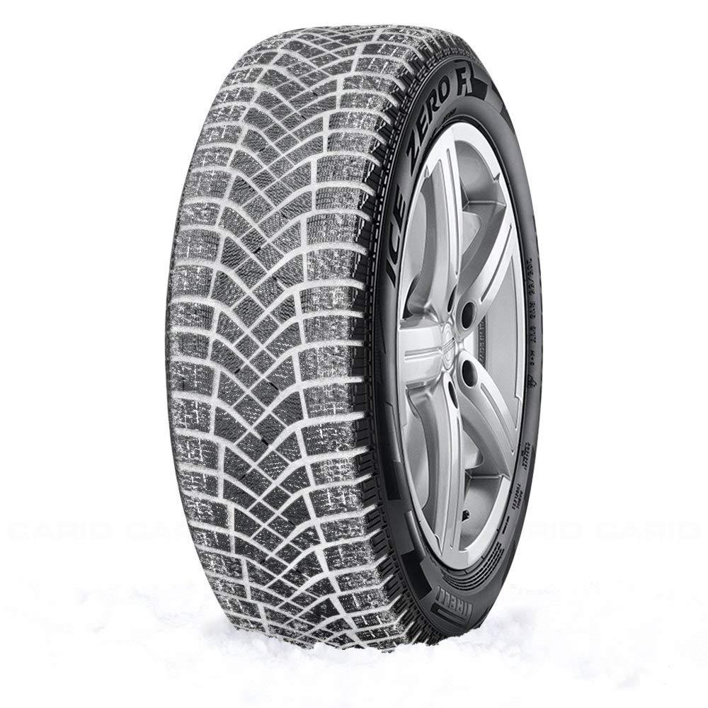 Pirelli Ice Zero Fr 235 60r18 Tire Winter Snow Performance
