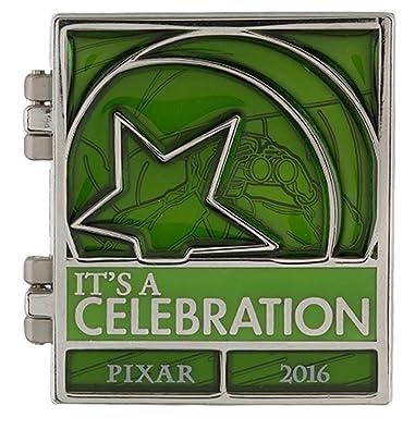 Disney parques 2016 Pixar es una celebración pasador de la bisagra ...