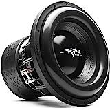 "Skar Audio ZVX-12v2 D2 12"" 3000 Watt Max Power Dual 2 Ohm SPL Car Subwoofer"