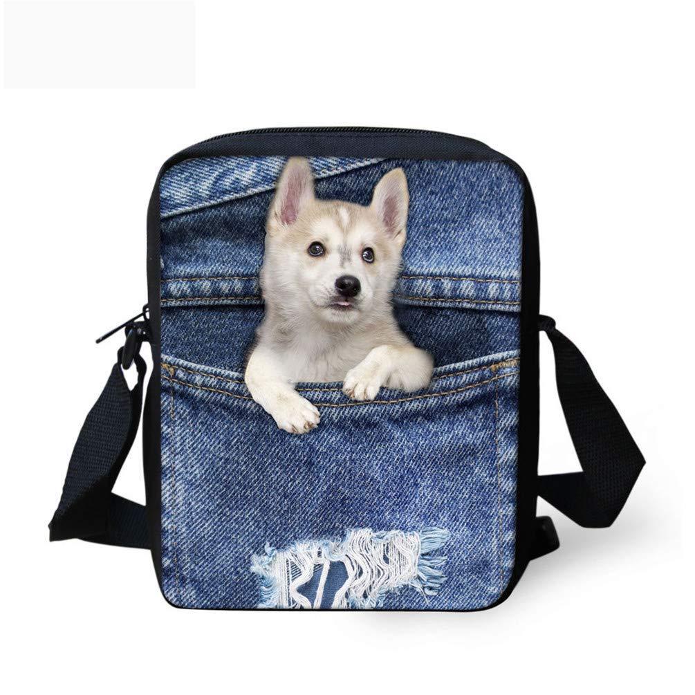 Instantarts APPAREL レディース ガールズ B078RHMQJY Dog-12