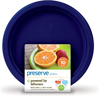 product image for Preserve On the Go Small Plates Kitchen Supplies, Midnight Blue