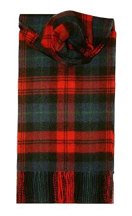 Lochcarron of Scotland - Echarpe - Femme Maclachlan Modenr 180,3 x 25,4 c724c61696b