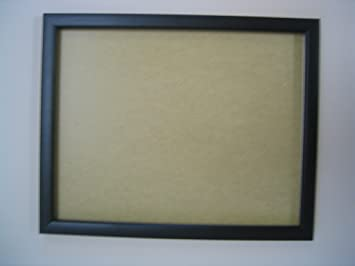 black 14x11 inch picture frame