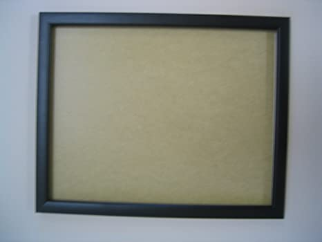 13X13 INCH BLACK WOODEN PICTURE FRAME