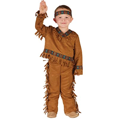 American Indian Boy Tdlr 3t-4t: Baby