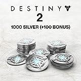 Destiny 2: 1000(+100 Bonus) Destiny 2 Silver - PS4 [Digital Code]
