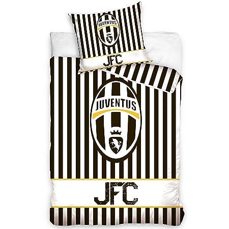 Copripiumino Juventus Singolo.Juventus Fc Football Letto Singolo Copripiumino 140 X 200 Cm