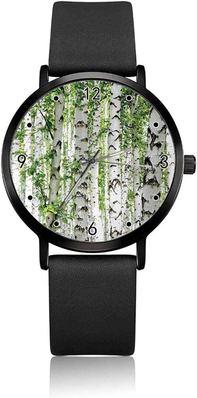 The Forest Wildlife Nature - Reloj de Pulsera para Hombre ...