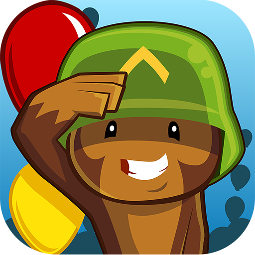 Bloons TD 5 (Best Tower Defense Games)