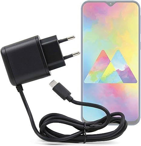 DURAGADGET Cargador de Pared USB C para Smartphone Samsung Galaxy ...