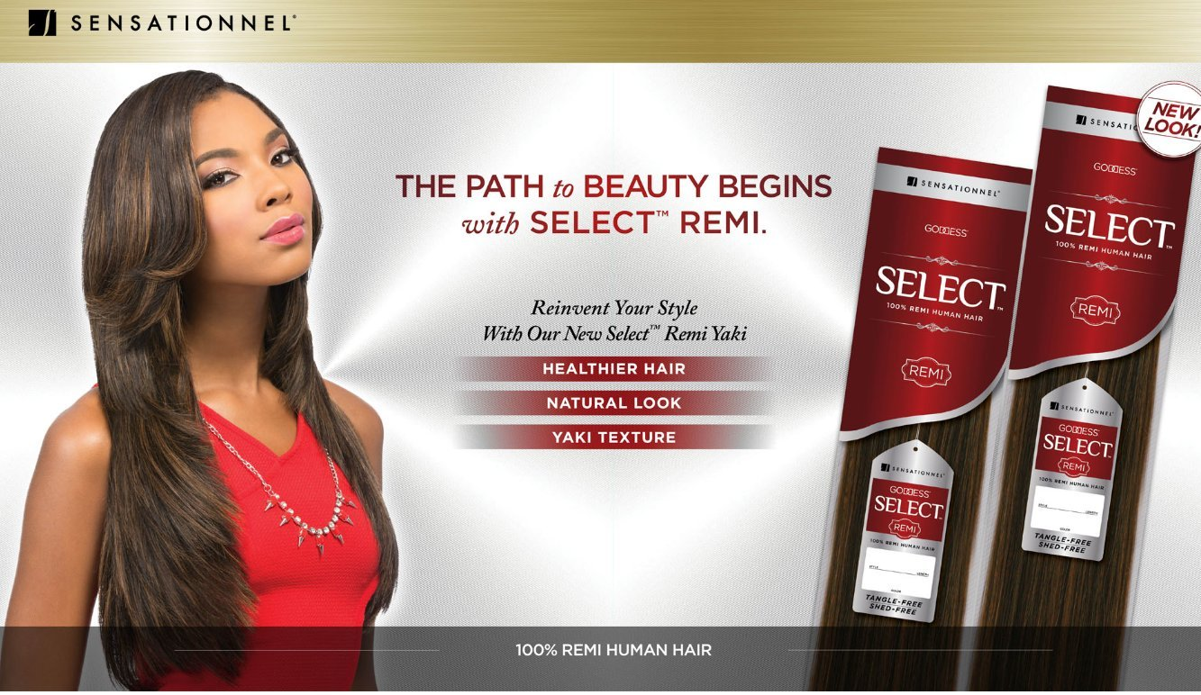 Amazon Select Sensationnel 100 Remi Human Hair Goddess