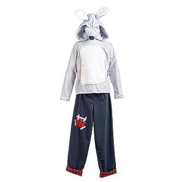 Disfraz de Lobo gris para niño: Amazon.es: Juguetes y juegos