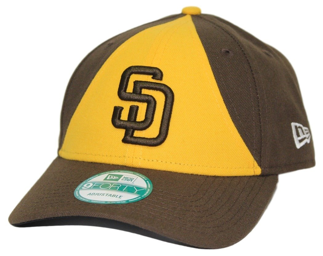 b1b5b8712 Amazon.com : New Era MLB San Diego Padres The League 9FORTY ...