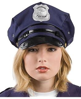 cappello della polizia bambino  Amazon.it  Giochi e giocattoli 87f628494f0e