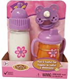 DREAM COLLECTION 63248 Toy Baby Feeding Set...