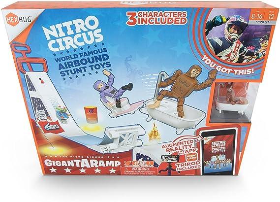 HEXBUG Nitro Circus Giganta Ramp