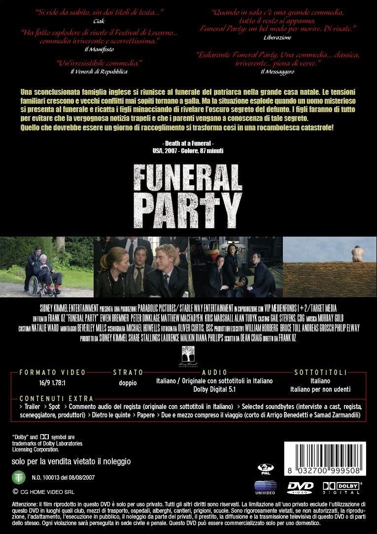 amazon com funeral party italian edition daisy donovan rupert