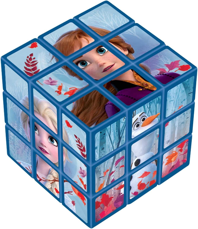 Amscan 397842 Disney Ariel Puzzle Cube 1 piece Party Favor