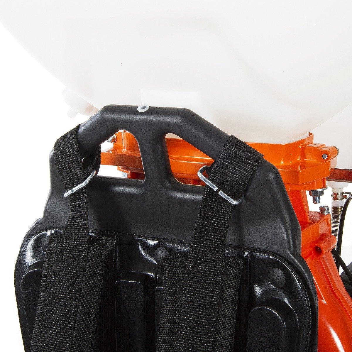 Greencut EBW700 Kit Sulfatador Fumigador Mochila Liquido-Polvo y ...