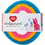 Red Heart Amigurumi 纱线 Llama E885. 9872