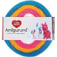 Red Heart Amigurumi - Ovillo de lana, Llama, 1, 1