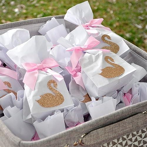 Amazon Swan Princess Birthday Party Supplies Mini
