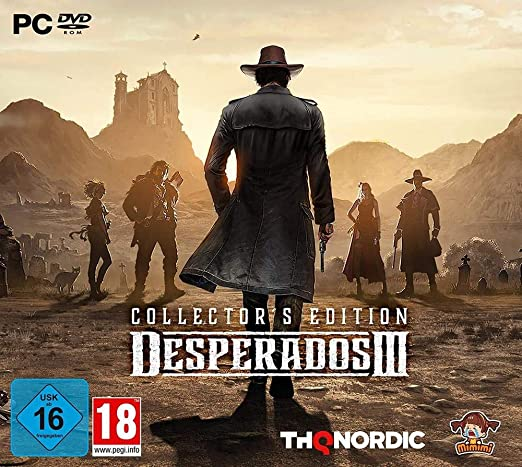 Desperados 3 Collector S Edition Amazon Fr Jeux Video