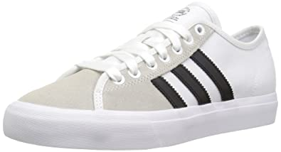 buy popular 5f6b5 67572 adidas Mens Matchcourt RX Skate Shoe, FTWR White, Core Black, FTWR White,