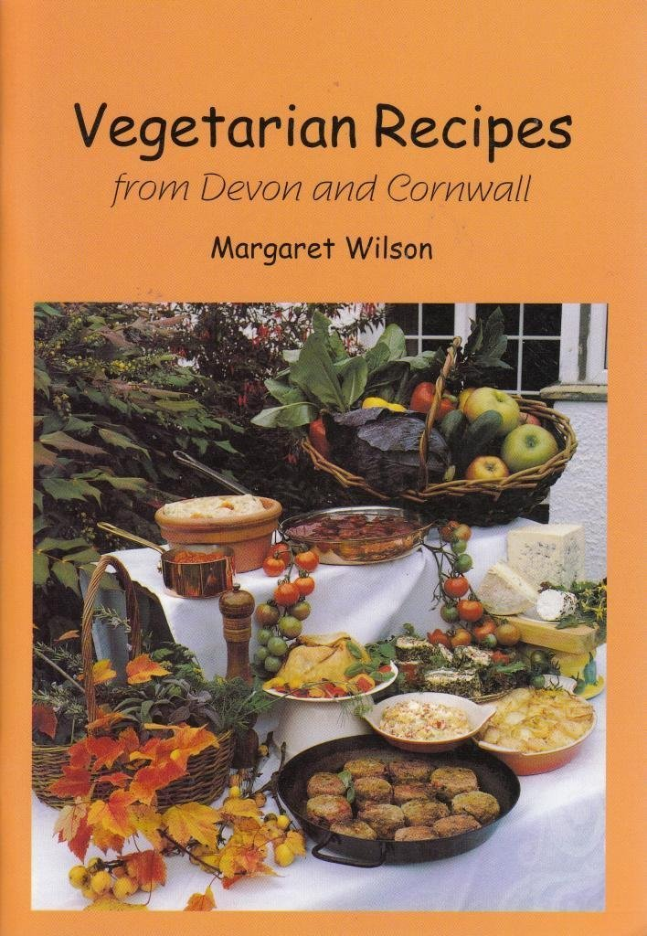 Read Online Vegetarian Recipes from Devon and Cornwall PDF