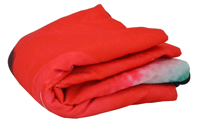 Agneta Thick Terry Round Beach Towel//Round Beach Blanket//Round Beach Mat Roundie Tapestry//Round Yoga Mat Coocie