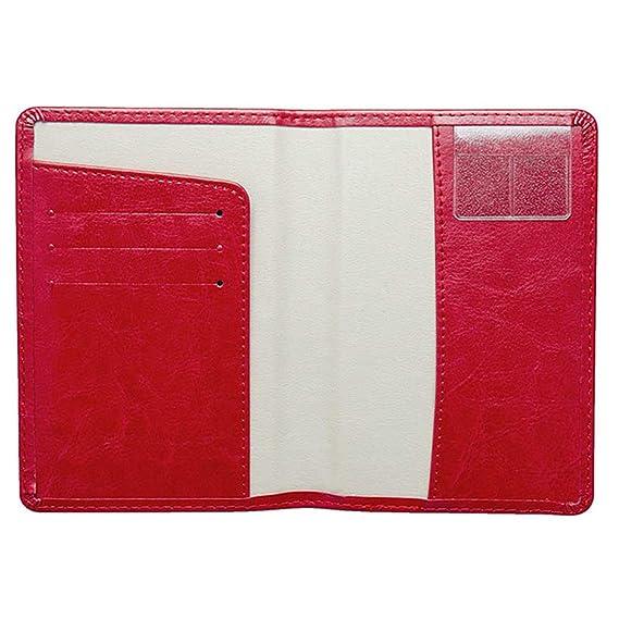 Amazon.com: Clearance BIY047PM49 - Funda para pasaporte de ...