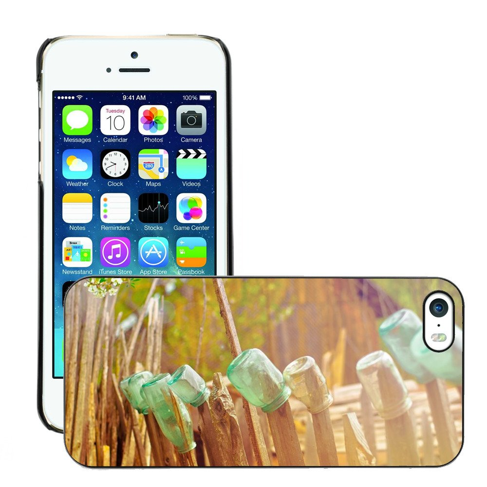 Etui Housse Coque de Protection Cover Rigide pour // M00152356 Valla Botellas de vidrio Reciclaje // Apple iPhone 5 5S 5G: Amazon.es: Electrónica