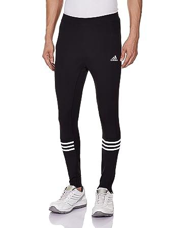 Adidas - Response Long Tight men's running pants (black/white