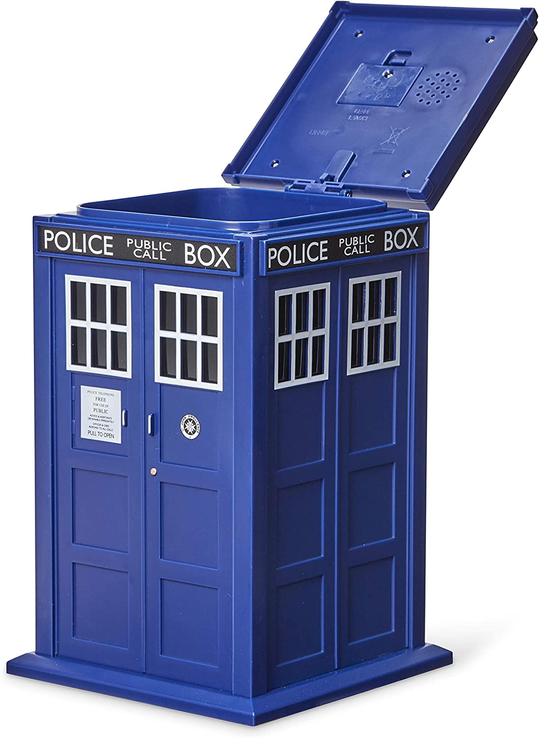 Dr Who Doctor Who Tardis Lights and Sounds Cookie Jar DR48: Amazon ...