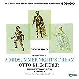 Mendelssohn: A Midsummer Night's Dream [VINYL]