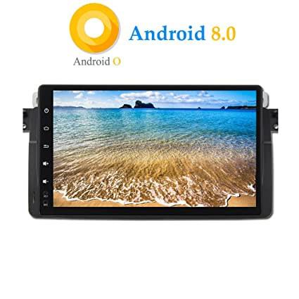 android 8 autoradio bmw e46
