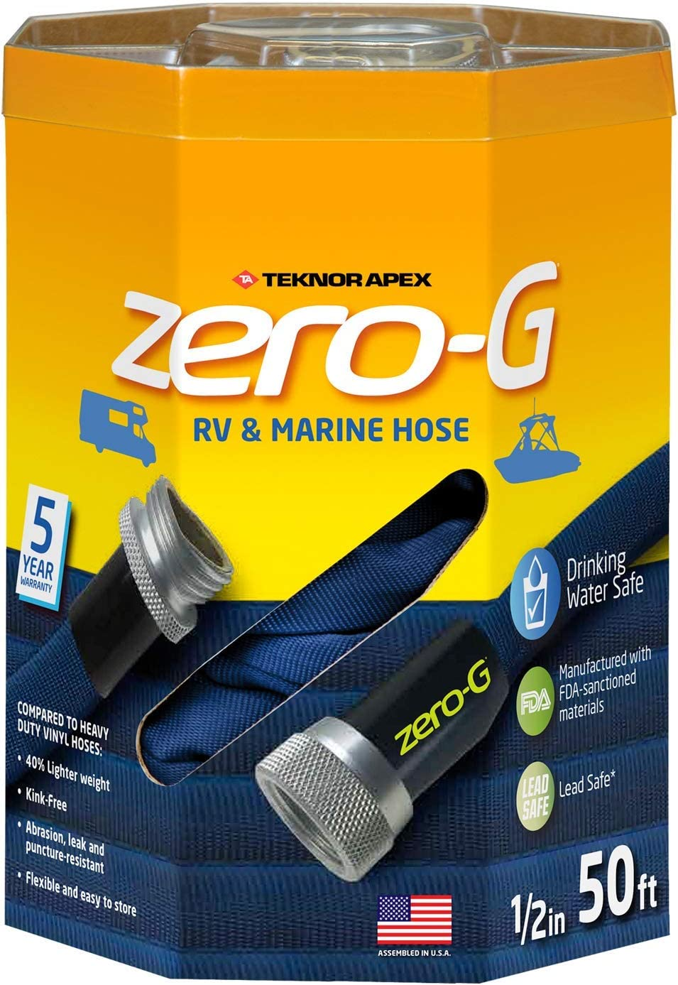 Teknor Apex Zero-G (4006-50)