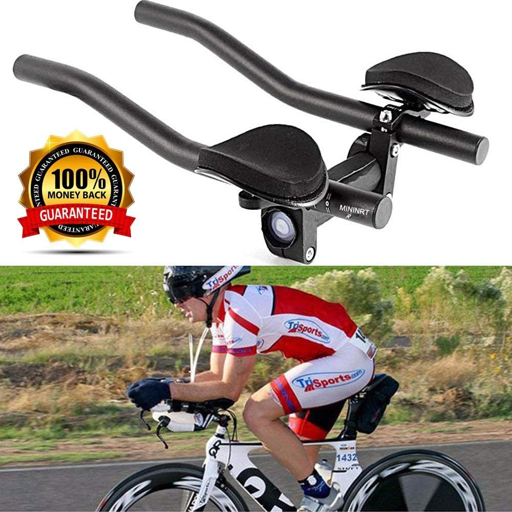 Ajboy Bicycle rest handle Aluminum alloy Handlebar Extender for Road Mountain Bike Cycling Race Bike