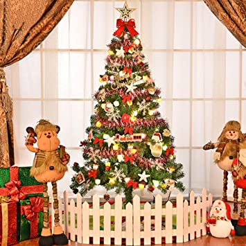 Shaell Artificial Christmas Tree LED Multicolor Lights Romantic Dreamlike  Christmas Party Valentine's Day Home Decor Party - Amazon.com : Shaell Artificial Christmas Tree LED Multicolor Lights