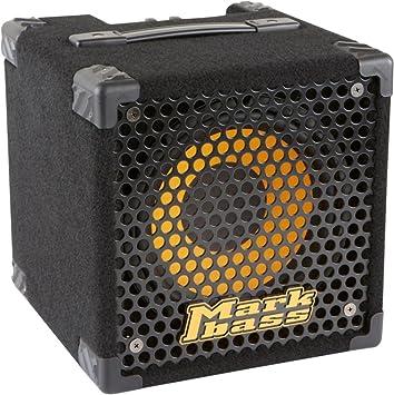 MarkBass Micromark 801 · Amplificador bajo eléctrico