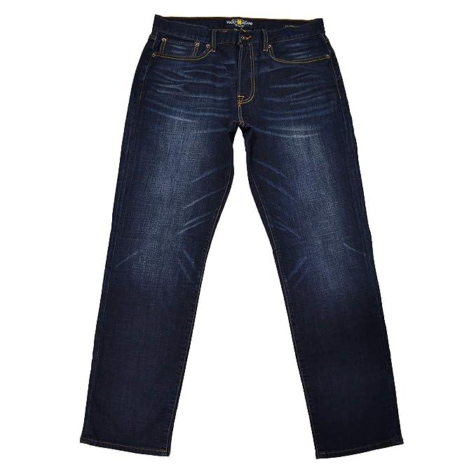 Amazon.com: Lucky Brand 410 Pantalones vaqueros deportivos ...