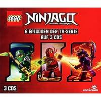 Lego Ninjago Hörspielbox 3
