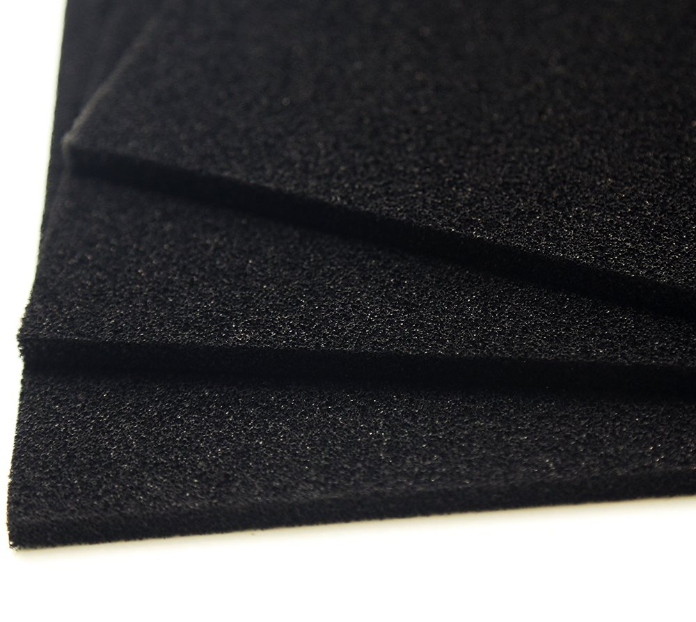 Carbon static foam