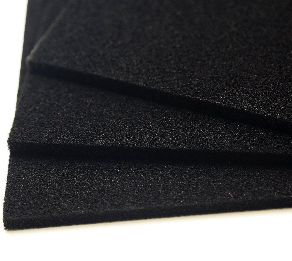 Carbon static foam