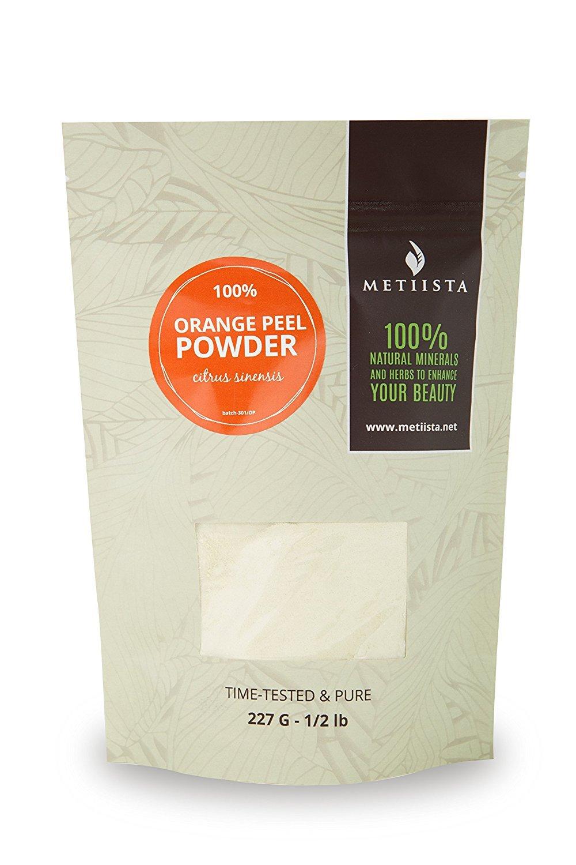 Orange Peel Powder (1/2lb)