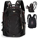 FreeBiz 18.4 Inches Laptop Backpack Fits up to 18 Inch Gaming Laptops for Dell, Asus, Msi,Hp (Black)