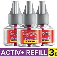 Goodknight Power Activ+ Refill, Lavender Fragrance (Pack of 3)
