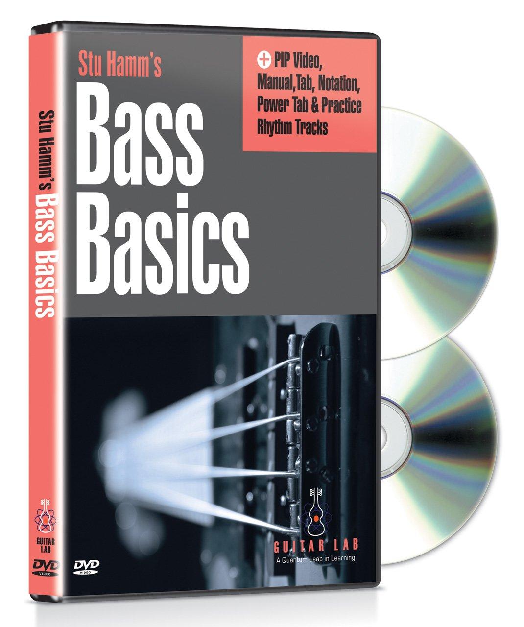 DVD : Stu Hamm - Bass Basics (2 Disc)