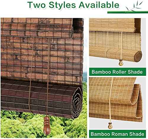 Natural Bamboo Window Blind